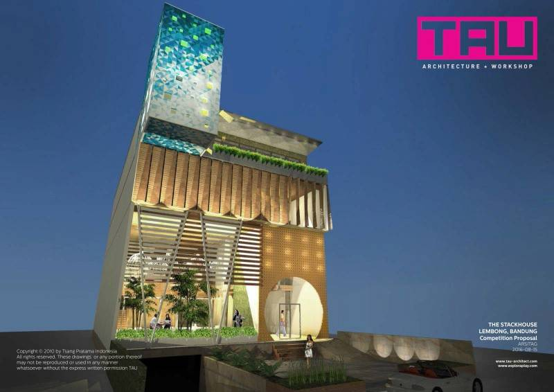 Jasa Design and Build TAU Architect di Bandung