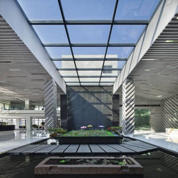 Tau Architect Qidong Commerical Shanghai ,china Shanghai ,china Pond Modern 4819