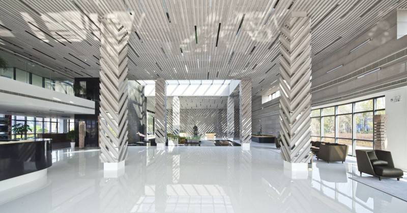 Tau Architect Qidong Commerical Shanghai ,china Shanghai ,china Lobby View Modern 4821