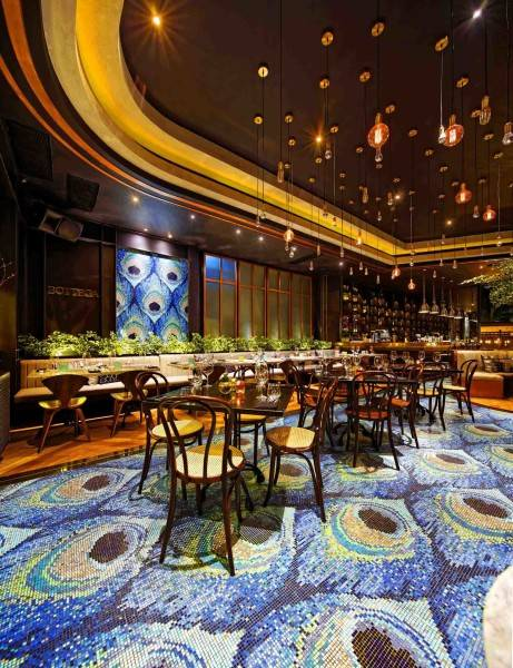 Leo Einstein Fransiscus Bottega Ristorante Mega Kuningan Mega Kuningan Seating Area Restaurant  7842