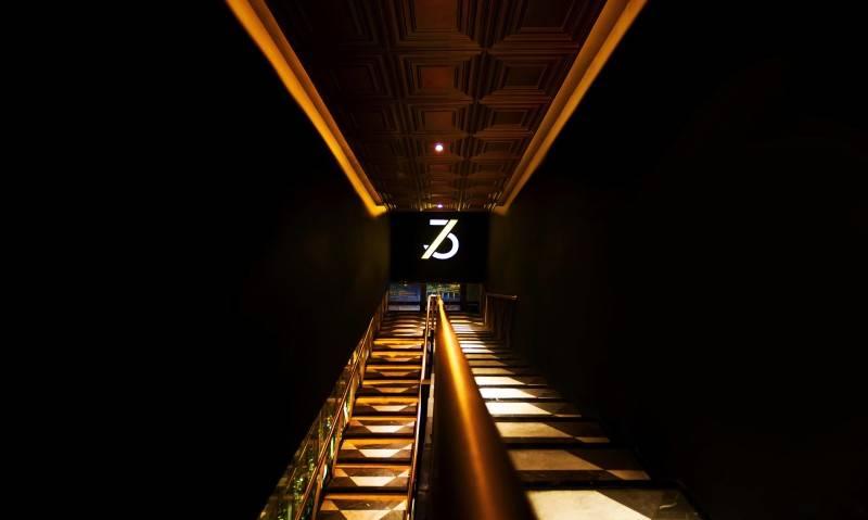Leo Einstein Fransiscus 3Rd Avenue Senopati 64 Jakarta Senopati 64 Jakarta Stairs To Entrance  7851