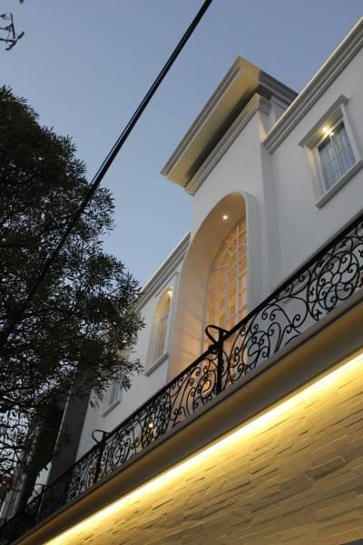 Studio Rtm He-House Villa Pondok Indah Villa Pondok Indah Balcony  3802