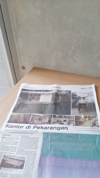 Studio Rtm S T U D / O • R T M Taman Modern - Jakarta Taman Modern - Jakarta Media Indonesia Desember 2015 Tropis,modern,wood,glass 3812