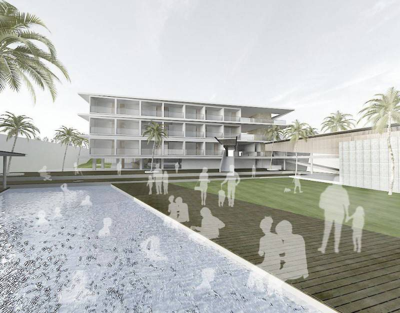 Nico Gowindra I-Hotel Kendari, Sulawesi Tenggara Kendari, Sulawesi Tenggara Tampak-View-3 Modern 3816