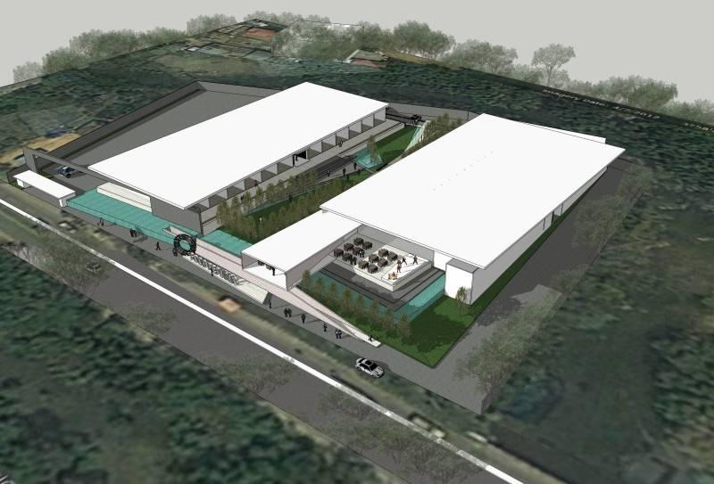 Studio Rtm Food Republic Kendari, Sulawesi Tenggara Kendari, Sulawesi Tenggara Aerial-Baru-1 Modern 3822