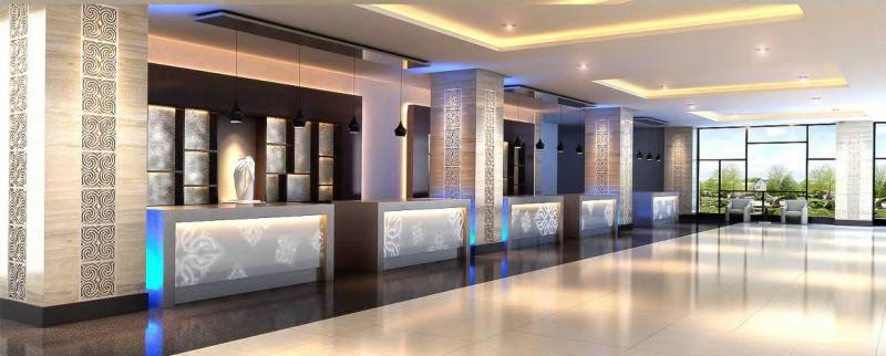Mul I.d Design Consultant Four Points Sheraton At Makassar South Sulawesi South Sulawesi Reception-Area Modern 3867