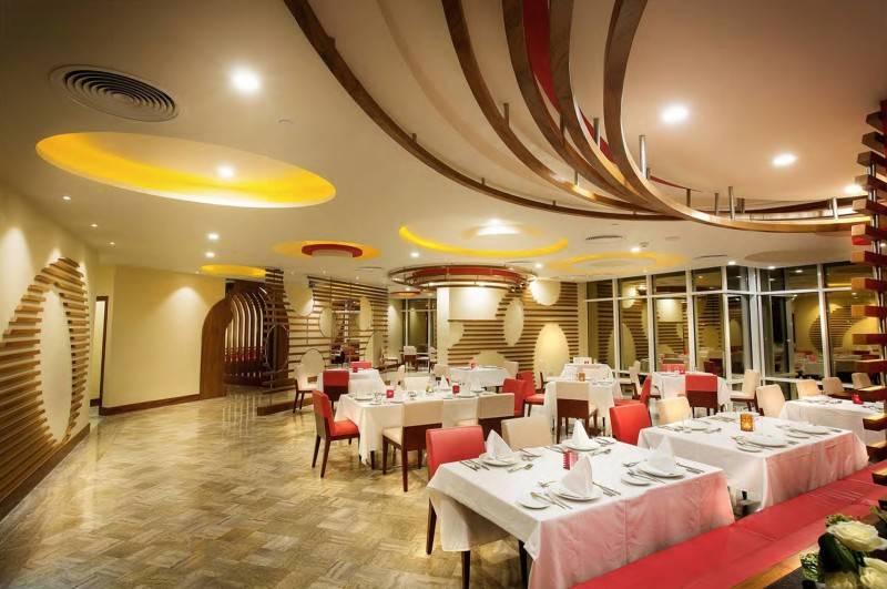 Mul I.d Design Consultant Ghaya Grand Hotel At Dubai United Arab Emirates United Arab Emirates Red-Diamond-Restaurant  3878