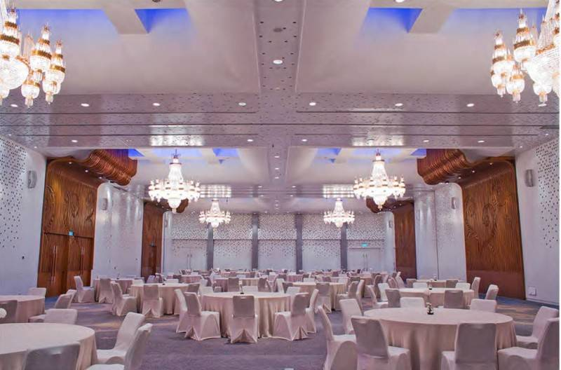 Mul I.d Design Consultant Le Meridien Hotel At Sudirman Jakarta, Indonesia Jakarta, Indonesia Ballroom-New2 Modern 3887