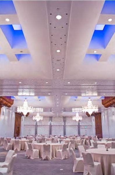 Mul I.d Design Consultant Le Meridien Hotel At Sudirman Jakarta, Indonesia Jakarta, Indonesia Ballroom-New4 Modern 3888