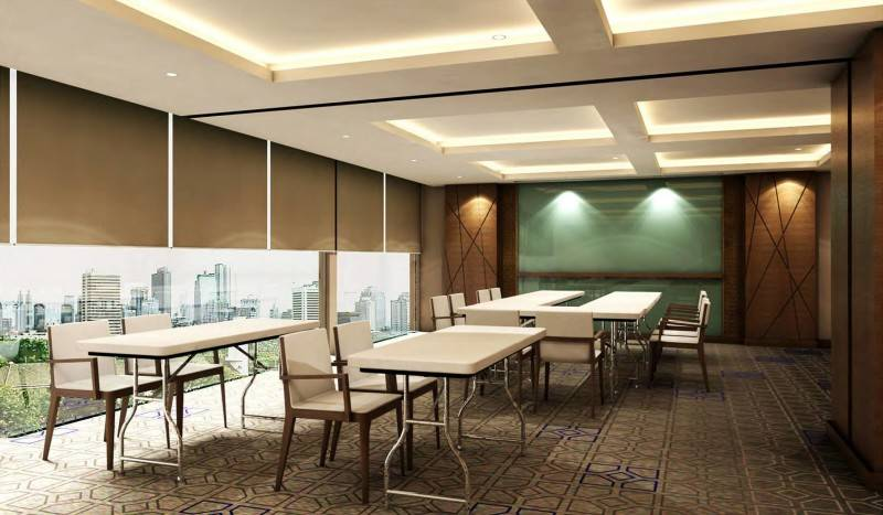 Mul I.d Design Consultant The Pinnacle Condotel & Apartments At Pandanaran Semarang, Middle Java, Indonesia Semarang, Middle Java, Indonesia Meeting-Room Modern 3895