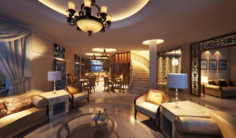 Mul I.d Design Consultant Boutique Hotel At Kassab Syria Syria All-Day-Dining-Area Modern 3911