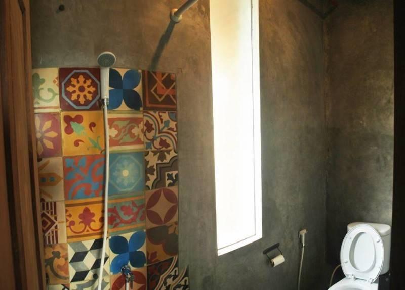 Akanoma Yu Sing Rumah Kecil At Ozone Residence Bintaro, South Jakarta, Indonesia Bintaro, South Jakarta, Indonesia Bathroom-4 Industrial 3944