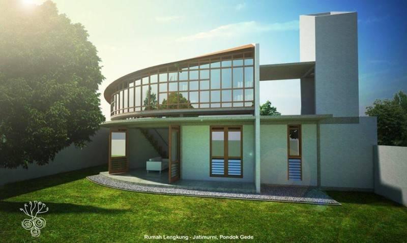 Akanoma Yu Sing Rumah Lengkung At Pondok Gede Bekasi, West Java Bekasi, West Java Rumah-Lengkung-5 Kontemporer 3974