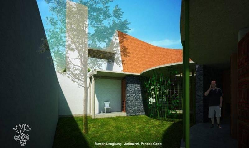 Akanoma Yu Sing Rumah Lengkung At Pondok Gede Bekasi, West Java Bekasi, West Java Rumah-Lengkung-4 Kontemporer 3975