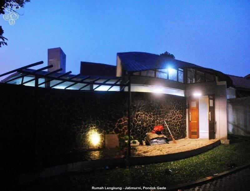 Akanoma Yu Sing Rumah Lengkung At Pondok Gede Bekasi, West Java Bekasi, West Java Rumah-Lengkung-15 Kontemporer 3979