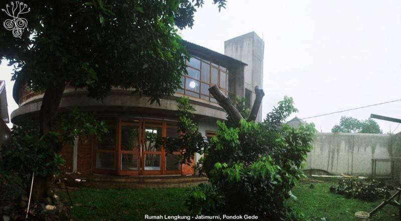 Akanoma Yu Sing Rumah Lengkung At Pondok Gede Bekasi, West Java Bekasi, West Java Rumah-Lengkung-11 Kontemporer 3986