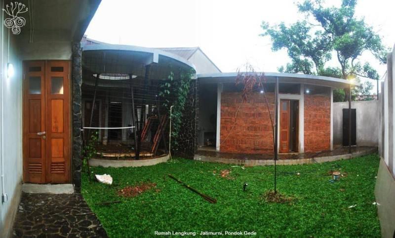 Akanoma Yu Sing Rumah Lengkung At Pondok Gede Bekasi, West Java Bekasi, West Java Rumah-Lengkung-12 Kontemporer 3987