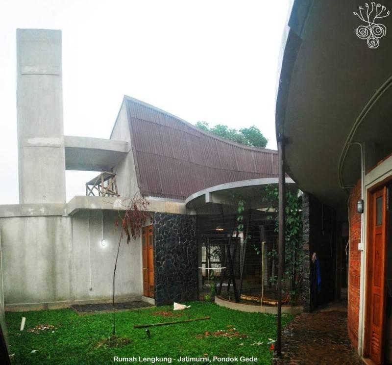 Akanoma Yu Sing Rumah Lengkung At Pondok Gede Bekasi, West Java Bekasi, West Java Rumah-Lengkung-13 Kontemporer 3988