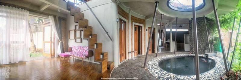 Akanoma Yu Sing Rumah Lengkung At Pondok Gede Bekasi, West Java Bekasi, West Java Rumah-Lengkung-17 Kontemporer 3993