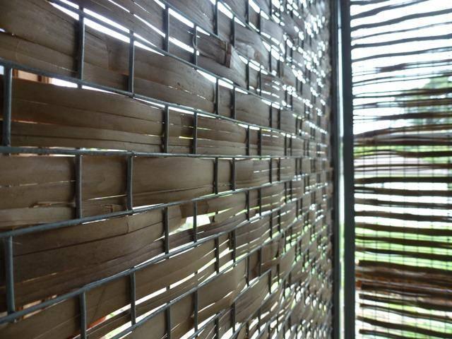 Akanoma Yu Sing Hotel Semeru At Semarang Middle Java Middle Java Detail-Anyaman-Bambu-Untuk-Dinding Kontemporer 4009