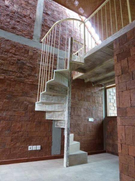 Akanoma Yu Sing Hotel Semeru At Semarang Middle Java Middle Java Detail-Tangga Kontemporer 4011