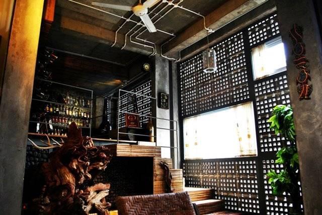 Akanoma Yu Sing Rumah Puzzle At Kebon Jeruk West Jakarta, Indonesia West Jakarta, Indonesia Detail-Dinding-Fasad Tropis 4078