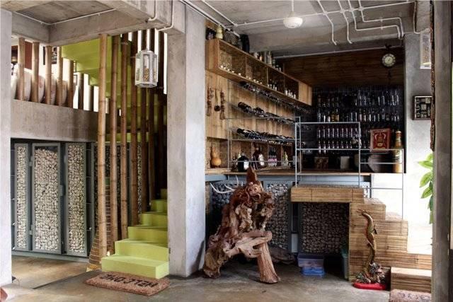 Akanoma Yu Sing Rumah Puzzle At Kebon Jeruk West Jakarta, Indonesia West Jakarta, Indonesia Ruang-Anggur Tropis 4081