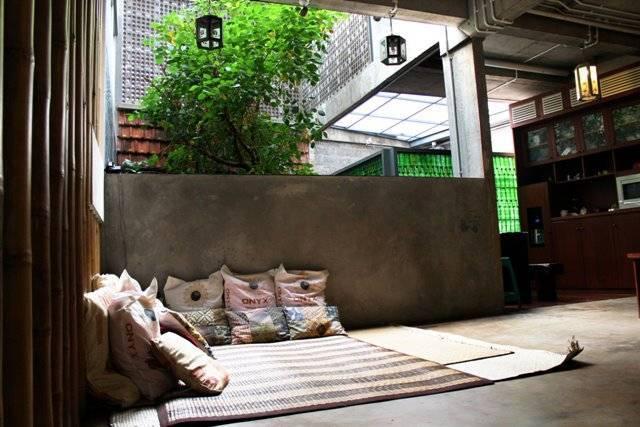 Akanoma Yu Sing Rumah Puzzle At Kebon Jeruk West Jakarta, Indonesia West Jakarta, Indonesia Ruang-Keluarga Tropis 4084
