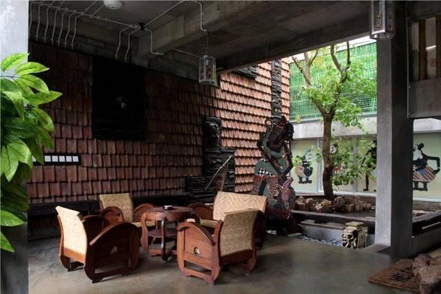 Akanoma Yu Sing Rumah Puzzle At Kebon Jeruk West Jakarta, Indonesia West Jakarta, Indonesia Ruang-Multifungsi Tropis 4086
