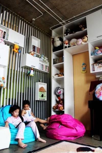 Akanoma Yu Sing Rumah Puzzle At Kebon Jeruk West Jakarta, Indonesia West Jakarta, Indonesia Ruang-Main-Anak2 Tropis 4100