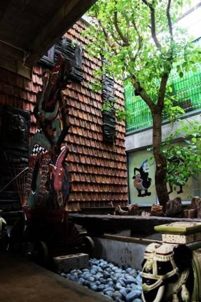 Akanoma Yu Sing Rumah Puzzle At Kebon Jeruk West Jakarta, Indonesia West Jakarta, Indonesia Taman-Tengah2 Tropis 4103