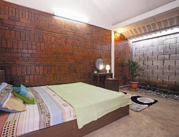 Akanoma Yu Sing Taman Tengah House At Kranggan Cibubur, East Jakarta, Indonesia Cibubur, East Jakarta, Indonesia Kamar-Tidur-Utama  4126