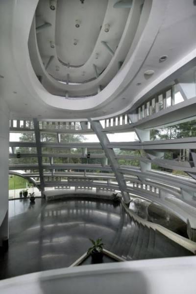 Akanoma Yu Sing Wika Leadership Center At Gadog Bogor, West Java Bogor, West Java Atrium-Tampak-Atas Kontemporer 4154