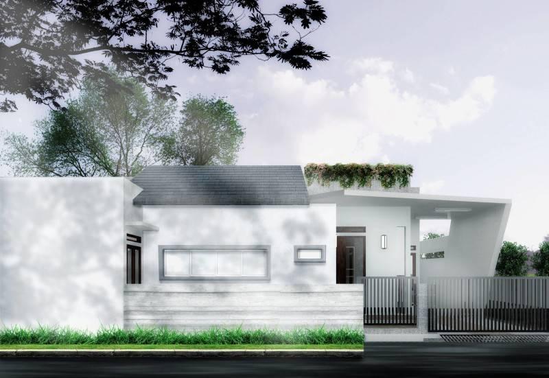 Snrg Studio Wijaya Compact House Jalan Kusuma Wijaya, Bekasi Jalan Kusuma Wijaya, Bekasi 11Retouchfw  4057