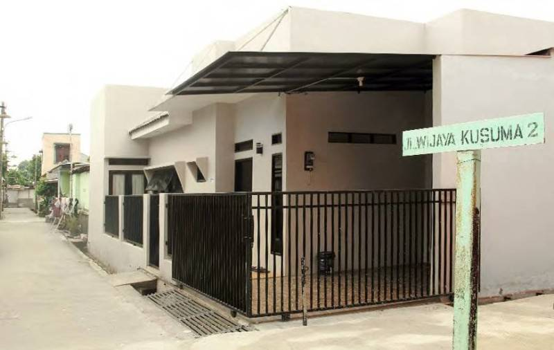 Snrg Studio Wijaya Compact House Jalan Kusuma Wijaya, Bekasi Jalan Kusuma Wijaya, Bekasi Perspective  4058