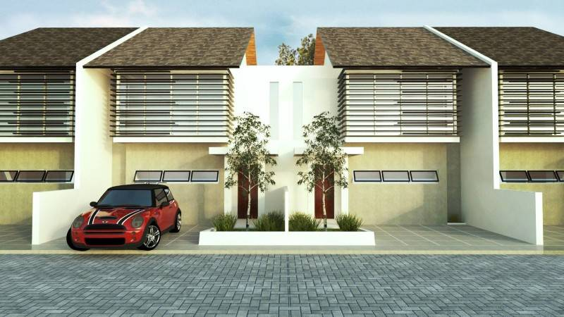 Snrg Studio Bintaro Premium Cluster Bintaro, Tangerang Selatan Bintaro, Tangerang Selatan Perspective-A Modern 4312