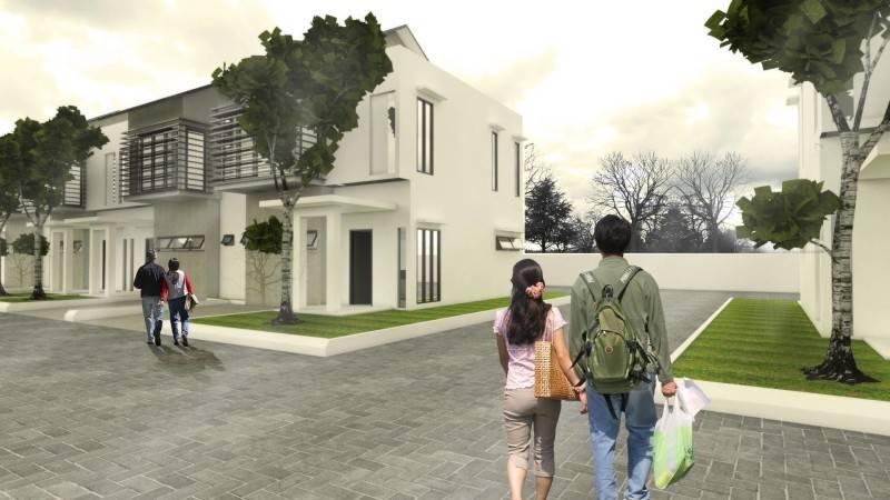 Snrg Studio Bintaro Premium Cluster Bintaro, Tangerang Selatan Bintaro, Tangerang Selatan Perspective-D Modern 4315