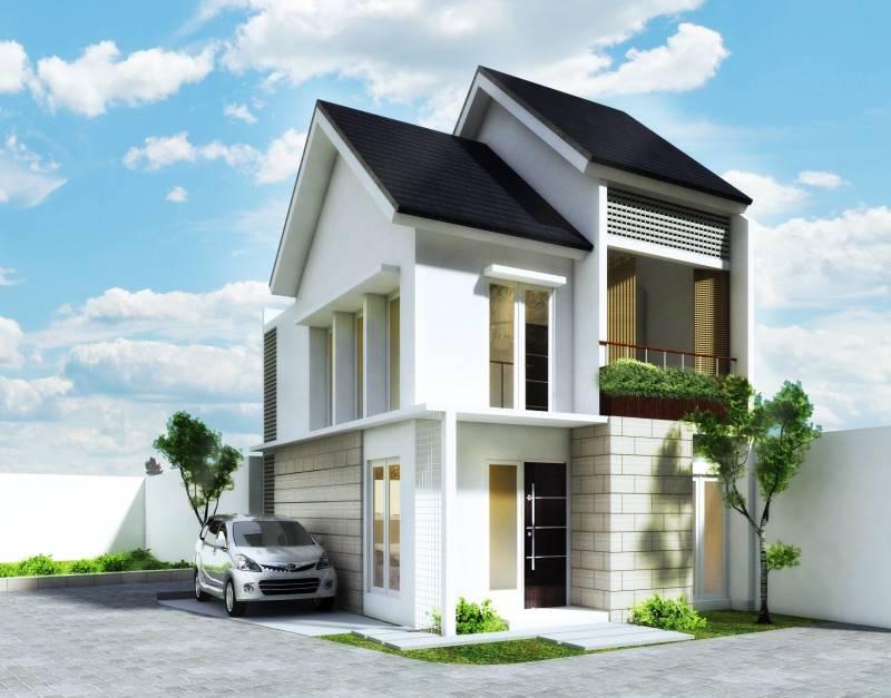 Snrg Studio Kayara House Bintaro, Tangerang Selatan Bintaro, Tangerang Selatan Front View Minimalis,modern 4316