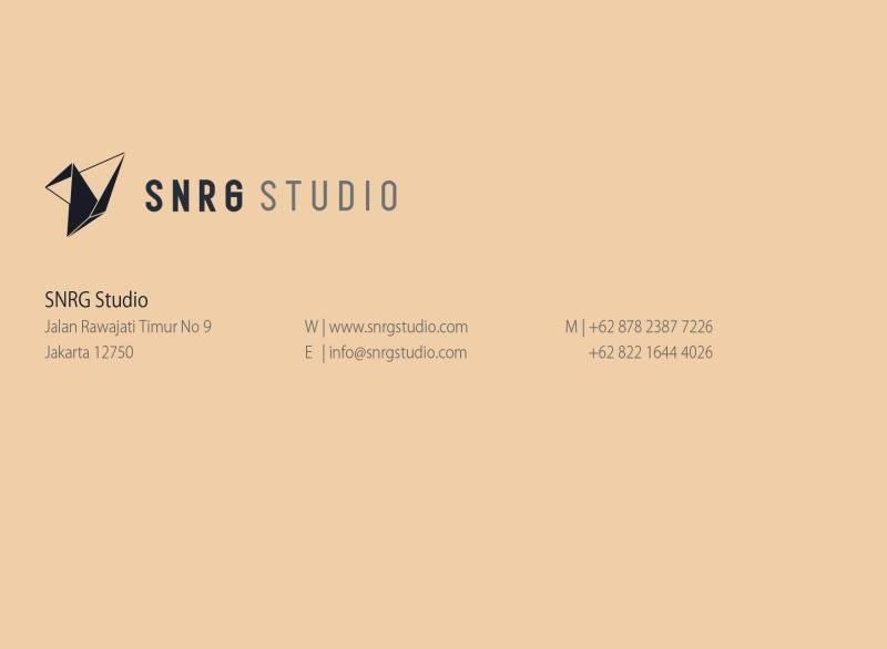 Snrg Studio Lembong Land By Snrg Studio Bandung, West Java, Indonesia Bandung, West Java, Indonesia Page-14  4669