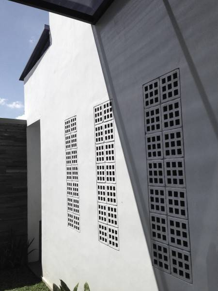 Ads Architect Cisitu House North Bandung, West Java, Indonesia North Bandung, West Java, Indonesia Perforated-Wall Modern 4242