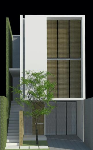 Ads Architect Mekarwangi House 'wall & Slab House' South Bandung, West Java, Indonesia South Bandung, West Java, Indonesia Photo-4272 Modern,tropis 4272