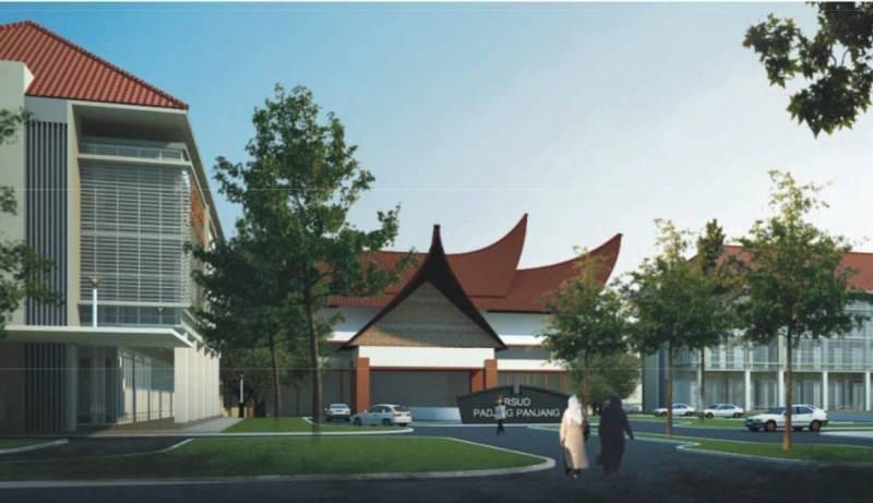 Jasa Arsitek PT Global Rancang Selaras di Padang
