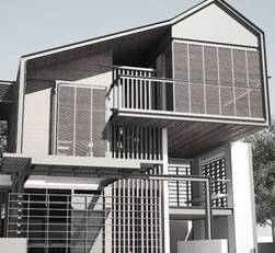 Archipelago Gambir Residence Jakarta, Indonesia Jakarta, Indonesia Front View 2  4700