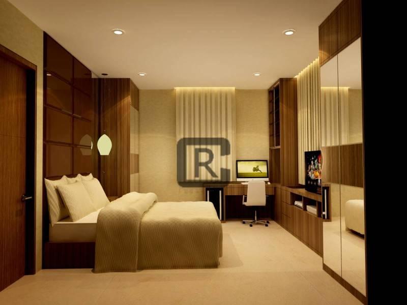 Credenza Architecture And Interior Design Residence In Pondok Indah Pondok Indah Pondok Indah Bedroom  4746