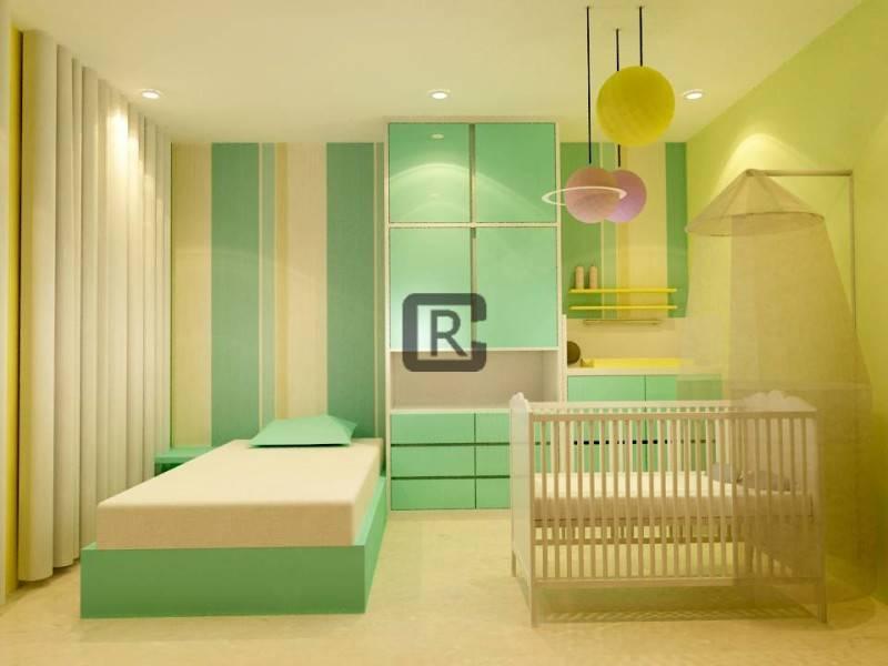 Credenza Architecture And Interior Design Residence In Pondok Indah Pondok Indah Pondok Indah Baby Room 1  4749