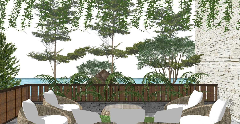 Miv Architects (Ar. Muhammad Ikhsan Hamiru, Iai & Partners) Rumah Sore  Soreang, Pare-Pare City, South Sulawesi, Indonesia Soreang, Pare-Pare City, South Sulawesi, Indonesia 11 Tropis 33948