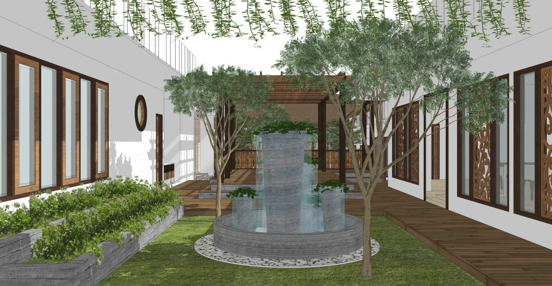 Foto inspirasi ide desain taman tradisional 16 oleh MIV Architects (Muhammad Ikhsan Hamiru & Partners) di Arsitag