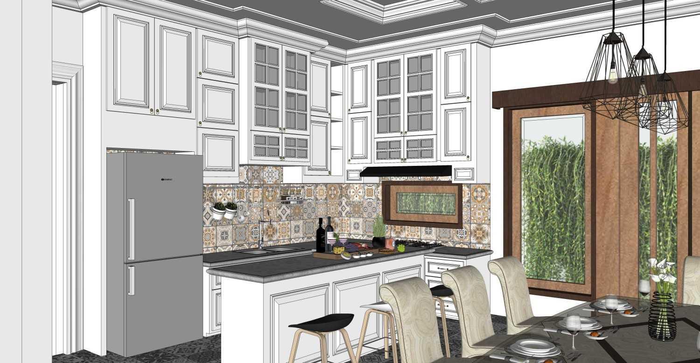 Foto inspirasi ide desain dapur tropis 7 oleh MIV Architects (Ar. Muhammad Ikhsan Hamiru, IAI & Partners) di Arsitag