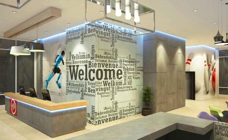 Miv Architects (Ar. Muhammad Ikhsan Hamiru, Iai & Partners) Interior Of Cordela Hotel Kartika Dewi Yogyakarta Yogyakarta, Indonesia Yogyakarta, Indonesia Reception Area Modern 5029