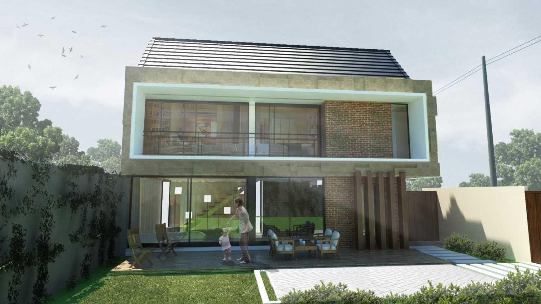 Rdesign Private House Gabus Bekasi Bekasi, Indonesia Bekasi, Indonesia Backyard  19177